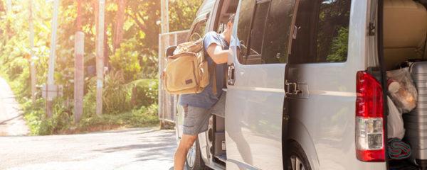 Le van, le fourgon, le camping-car